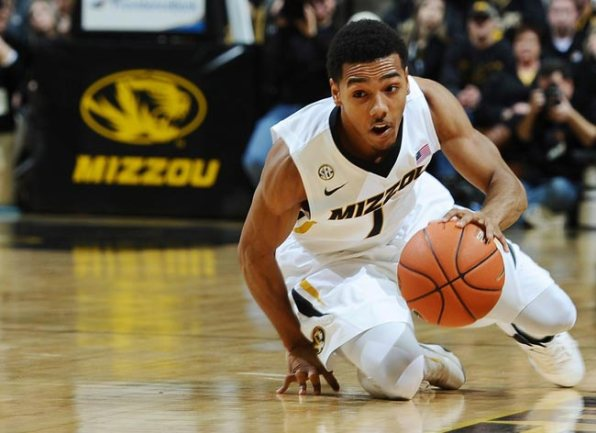 Missouri Tigers guard Phil Pressey