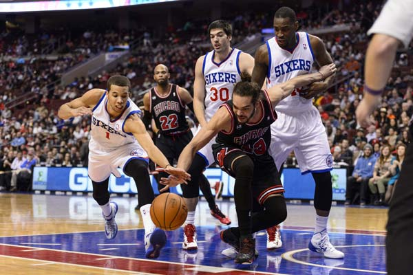 The Philadelphia 76ers Are the Worst Team in NBA History