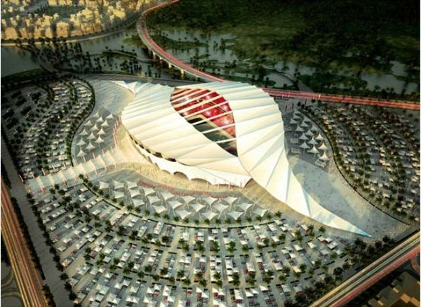 What Type Of Grounds Qatar Is Making For Fifa Cup 2022