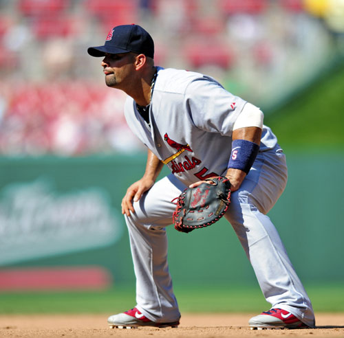 First Baseman Albert Pujols