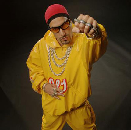 Ali G - FBI interview