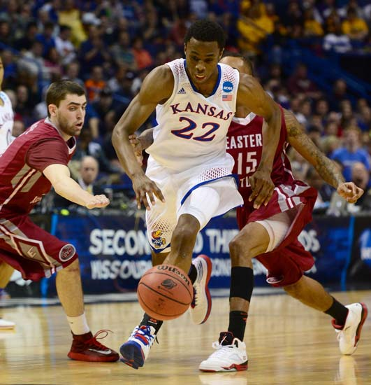 Tale of a Top Prospect: Andrew Wiggins