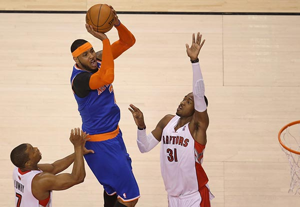 Miami Heat Explore Ways to Add Carmelo Anthony