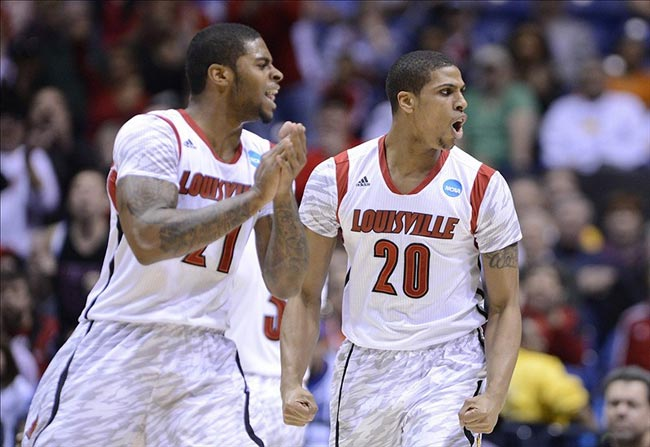 2013 Louisville Cardinals Meet the 2002 Maryland Terrapins