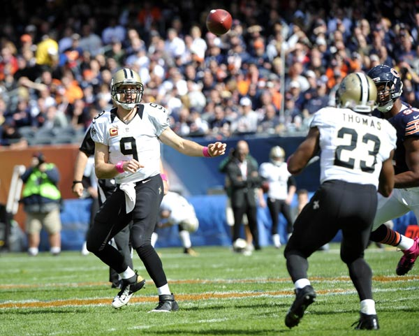 Previewing the NFL Game of the Week: New England Patriots vs. New Orleans Saints