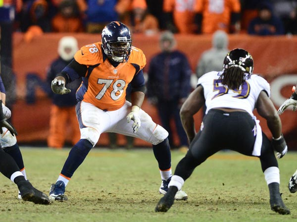 Ryan Clady and the Offensive Linemen Behind NFL Success