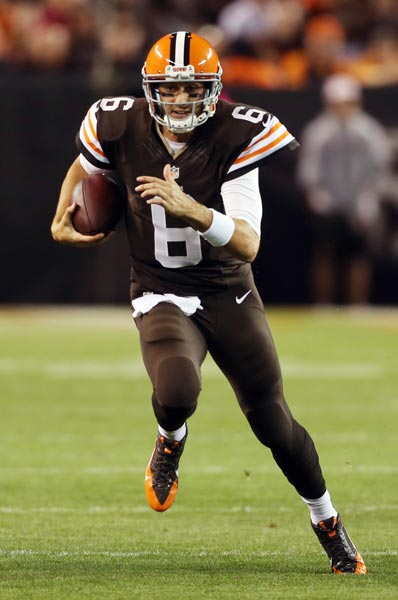 The Tragedy of Brian Hoyer's ACL Injury