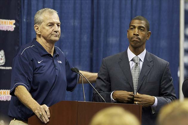 Sad End to Jim Calhoun's Career
