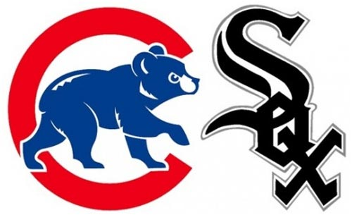Chicago Cubs and White Sox