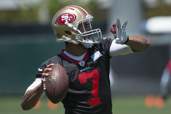 Colin Kaepernick: The New Standard for Quarterback Contracts