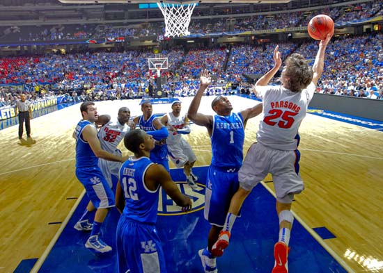 Kentucky - Indiana Rivalry Put on Hold