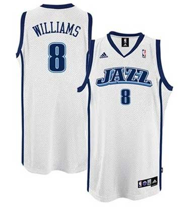 Deron Williams Jersey