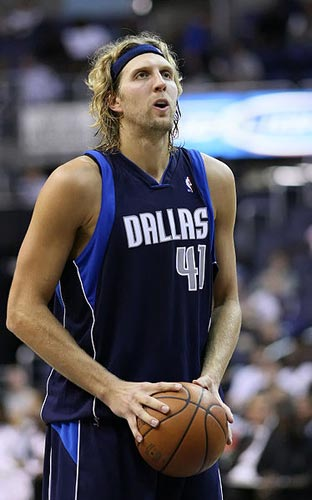 Power Forward: Dirk Nowitzki