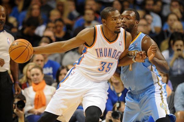 NBA Season Previews: The Northwest Division