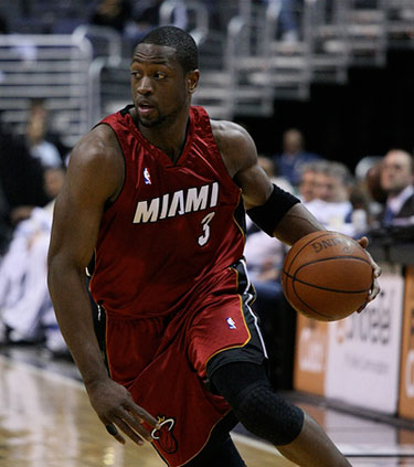 Dwyane Wade Is Playing Big For The Miami Heat This Season