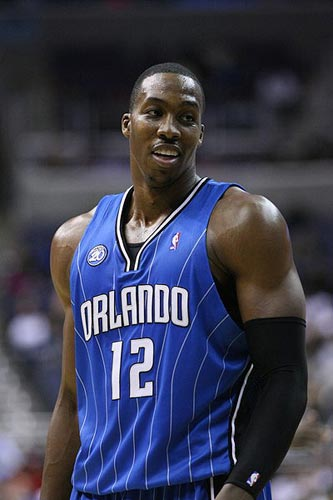 Center: Dwight Howard