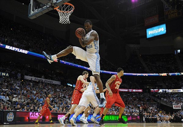 North Carolina Tar Heels forward Harrison Barnes