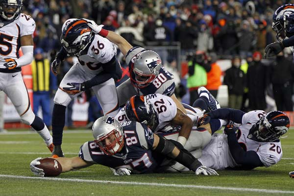 The Greatest Game Ever Played: Patriots vs. Broncos