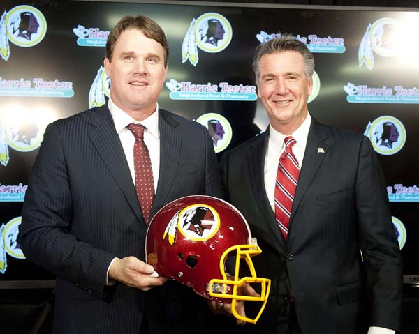 The Washington Redskins Coaching Carousel