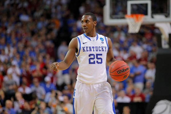 Guard Marquis Teague