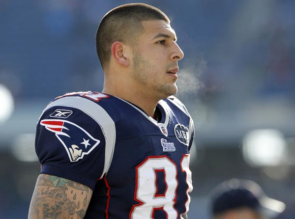 Is Aaron Hernandez the NFL's First Serial Killer?