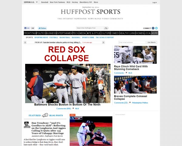 HuffPost Sports