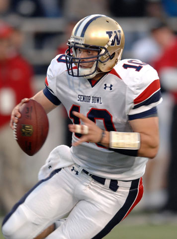 Jake Locker of Washington.