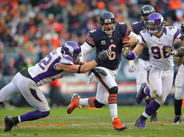 NFL Sunday Night Football Humorous Preview: Chicago Bears vs. Seattle Seahawks