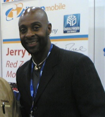 Wide Receiver: Jerry Rice