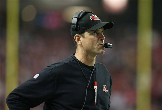 Harbaugh vs. Harbaugh: Super Story Stays All in the Family