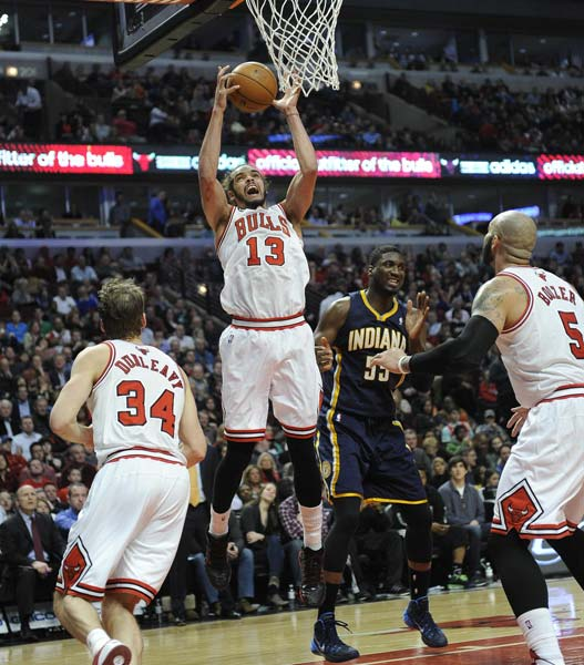No Bull, Chicago Could Go Far in the Eastern Conference