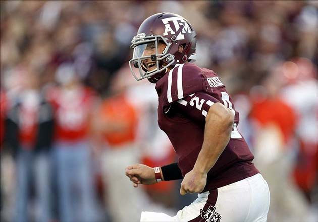 Johnny Football: Give the Man his Heisman