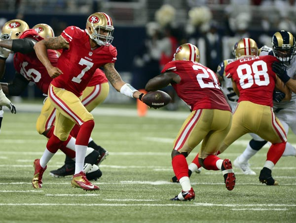 San Francisco 49ers Quickly Right the Ship to Contention