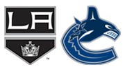 Los Angeles Kings vs. Vancouver Canucks