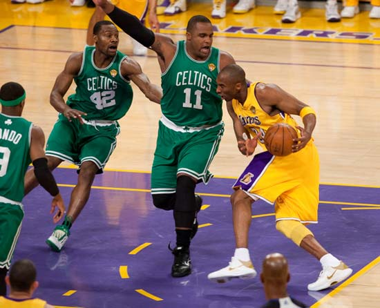 Could It Be Celtics vs Lakers Again In NBA Finals?