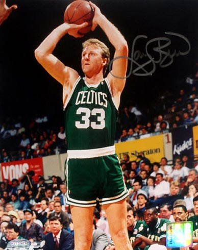 Small Forward: Larry Bird