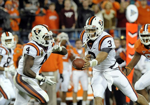 College Football Previews 2012: Virginia Tech Hokies