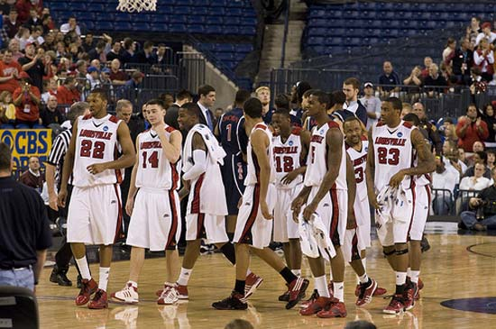 Louisville Cardinals basketball team