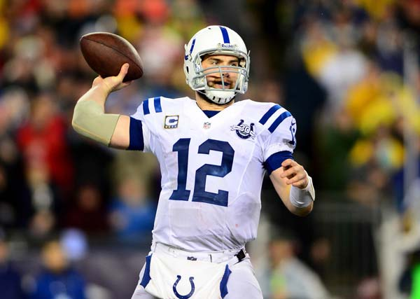 Is Andrew Luck Elite?