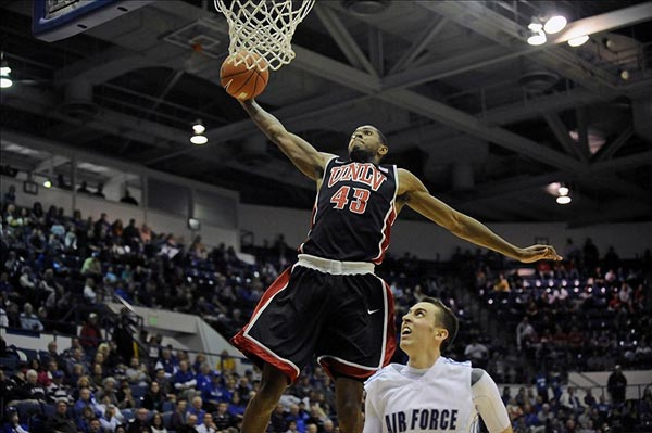 Watch Out for UNLV Basketball in 2012 - 2013