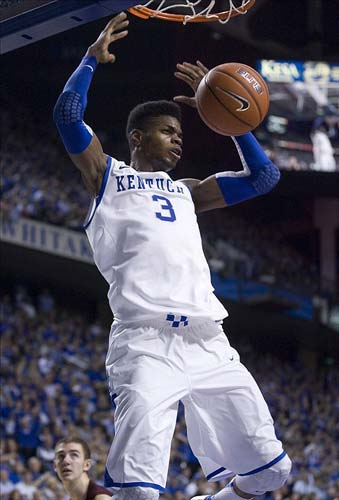 Who Says Kentucky's Noel is Overrated?