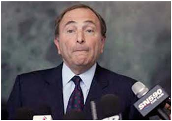 NHL Lockout: Letter to Gary Bettman