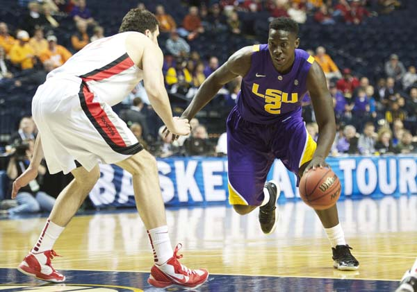 LSU Tigers Basketball: More Than Just a Football School