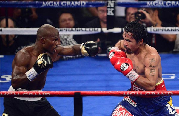 The Worst Decision: Bradley over Pacquiao