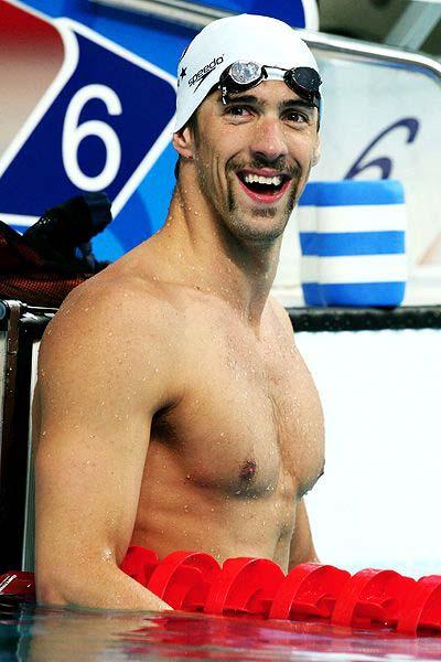 Michael Phelps Porn Mustache