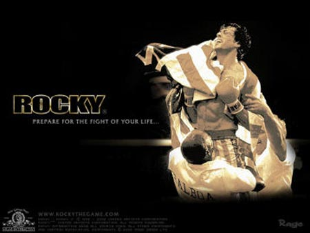 It ain 39 t over till it 39 s over and seems it 39 ll never end - Rocky wallpaper with quotes ...