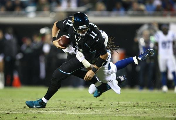 The Jacksonville Jaguars Quarterback Situation