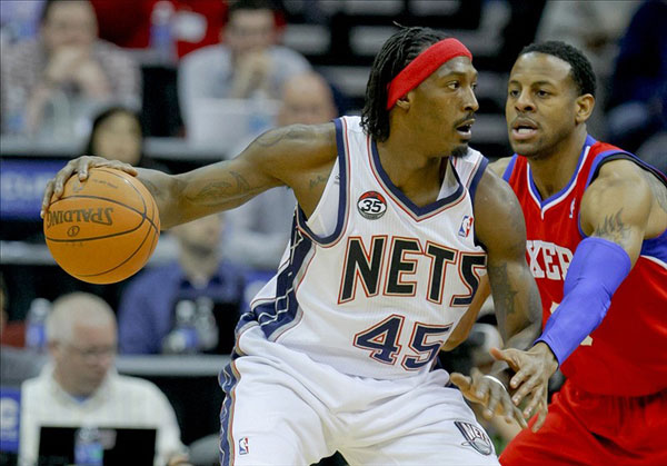 Brooklyn Nets are Power Mover in 2012 NBA Offseason