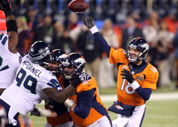 How Do You Stop Peyton Manning in the Super Bowl and Beyond