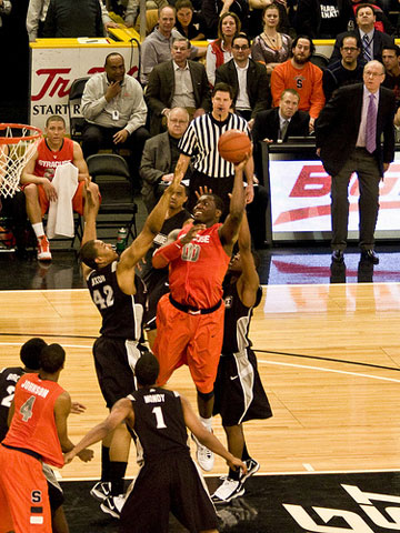 Syracuse vs Providence.